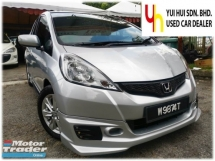 2014 HONDA JAZZ 2014 HONDA JAZZ 1.5 i-VTEC (A) 1 LADY OWNER FULL BODYKIT