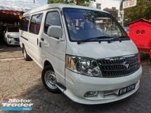 2013 FOTON VIEW HIGH ROOF 2.2 (M) 14 SEATER