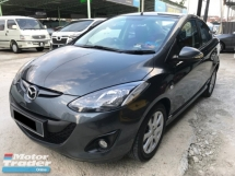 2011 MAZDA 2 1.5 SEDAN V-SPEC, 1 OWNER , LOW MILEAGE ! WELL MAINTAIN , ORIGINAL YEAR 2011