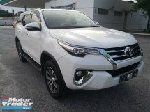 2017 TOYOTA FORTUNER 2.7V SRZ NEW MODEL FACELIFT FULL SPEC TIPTOP