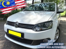 2012 VOLKSWAGEN POLO 1.6 (A) FULL SERVICE BEST BUY