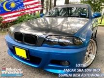 2000 BMW 3 SERIES 318I 1.9 (A) M3 SPORT BBS RIMS BEST BUY E46
