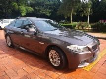 2013 BMW 5 SERIES 520D STANDARD