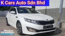 2014 KIA OPTIMA K5 2.0 (A) (CBU) Import New 6 Speed Ori 58k Km Mileage Go With Nice Number 180 Panoramic Roof Infinity Sound System Excellent Condition No Repair Need Worth Buy