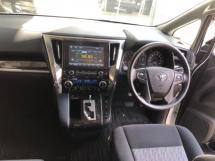 2015 TOYOTA VELLFIRE Unreg Toyota Vellifre ZA 7seats 360view PowerBoot Sunroof Push Start 7G