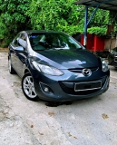 2011 MAZDA 2 1.5 SEDAN VR-SPEC SAGA MYVI MINT CONDITION 1 OWNER HIGH LOAN