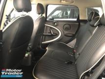 2014 MINI Countryman Crossover 1.6 Tiptronic 6-Speed Auto Transmission Xenon Light Push Start Button Climate Control 1 Year Warranty Unreg