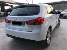 2014 MITSUBISHI ASX 2.0L 4WD - FULL SERVICE RECORD - SUNROOF - PADDLE SHIFT - LEATHER SEAT - PERFECT CONDITION - NICE PLATE NUM - MEGA SALE OFFER