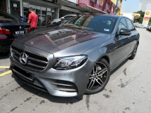 2018 MERCEDES-BENZ E-CLASS E350e 2.0 AMG Hybrid CKD TRUE YEAR MADE 2018 Mil 20k km Full Service Under MBM Warranty to 2022