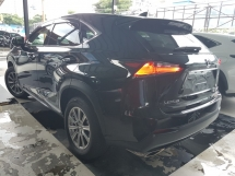 2015 LEXUS NX 2015 Lexus NX200T I Package Turbo S & B Camera Power Boot Leather Seat Unregister for sale