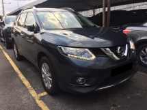 2016 NISSAN X-TRAIL 2.0L CVT (CKD Local Spec)