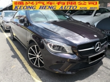 2015 MERCEDES-BENZ CLA 200 1.6 Turbo CBU TRUE YEAR MADE 2015 Low Mil 30k km Full Service Under Warranty