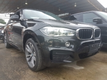 2015 BMW X6 XDRIVE 35I 3.0L PETROL (UNREG) JAPAN SPEC
