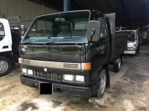 1994 ISUZU  COMMANDO NEW KARGO BODY WITH NEW METAL PLATE