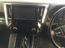 2015 TOYOTA VELLFIRE 2.5ZG Edition MPV SUN ROOF ALPHAI JBL FULL VIEW CAMERA