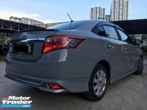 2017 TOYOTA VIOS 1.5E AUTO 2017 (EARLY BIRD FOR 10 PERSONS GET DISCOUNT RM1000)
