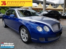 2007 BENTLEY CONTINENTAL FLYING SPUR 6.0 TIP-TOP CONDITION