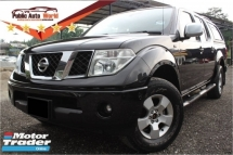 2008 NISSAN NAVARA 2.5 LE (A) 4WD LEATHER CANOPY TIPTOP