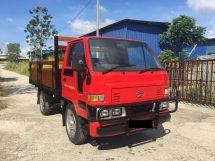 1997 DAIHATSU V58RHS (WITH AIR COND & ROAD TAX HALF PRICE & NEW KARGO BODY WITH NEW METAL PLATE)