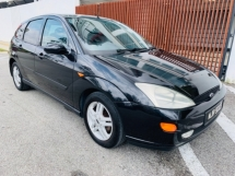 2001 FORD FOCUS FORD DOCUS 1.8 (M) HATCHBACK
