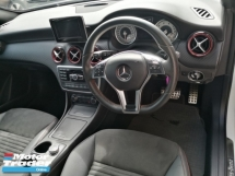 2014 MERCEDES-BENZ A-CLASS A250 AMG Sports TRUE YEAR MADE 2014 2.0cc Turbocharge MIl 73k km Full Service Hap Seng