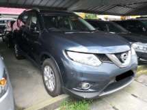 2016 NISSAN X-TRAIL 2.0 4WD New Model TRUE YEAR MADE 2016 Mil 28000 km only Full Service Tan Chong