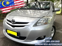 2008 TOYOTA VIOS 1.5 TRD SPORTIVO (A) GOOD CONDITION