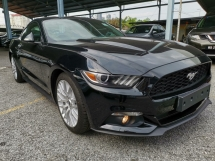 2015 FORD MUSTANG 2.3 Eco Boost Unregister