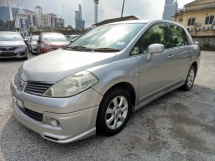 2007 NISSAN LATIO 1.6L ST-L (A)  Full Bodykits