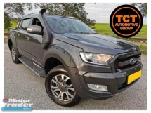 2018 FORD RANGER 3.2 (A) Wildtrack Full Service Record 12k Mileage Under Ford Warranty