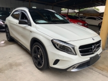2014 MERCEDES-BENZ GLA 250 AMG 4matic Edition 1 panoramic roof memory seat Japan unregistered