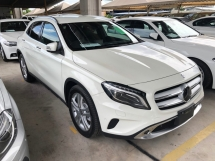 2015 MERCEDES-BENZ GLA GLA250 2.0 Turbocharged 4MATIC 211hp Distronic PLUS Lane Departure Assist Intelligent Bi-LED Multi Function Paddle Shift Steering Media Command Interface Parktronic Reverse Camera Bluetooth Connectivity Unreg
