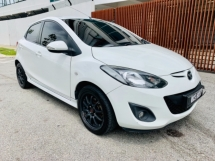 2012 MAZDA 2 1.5 HATCH BACK V-SPEC 1 OWNER ONLY