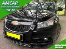 2011 CHEVROLET CRUZE 1.8 LT SPORT (A) 1 OWNER SALE