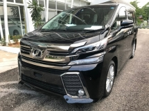 2015 TOYOTA VELLFIRE 2.5 ZA Edition LOWEST PRICE IN TOWN CALL ME FOR THE BEST DEAL