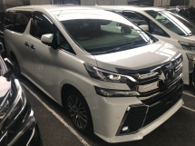 2015 TOYOTA VELLFIRE 3.5 ZG ZPEC BLACK INTERIOR JBL SOUND SYSTEM ORIGINAL SURROUNDING CAMERA FULL SPEC