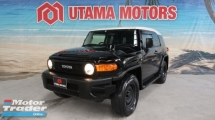 2014 TOYOTA FJ CRUISER 4.0 4WD A TRAC CONTROL DISCOUNT UP TO 70K MERDEKA SALE