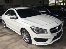 2014 MERCEDES-BENZ CLA 250 AMG COUPE JAPAN SPEC LIKE NEW