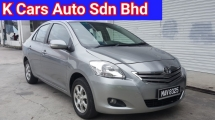 2011 TOYOTA VIOS 1.5E (AT) Limited Black Interior Original 90k Km Mileage Confirm Accident Free No Repair Need Worth Buy