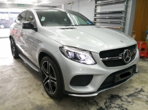 2017 MERCEDES-BENZ GLE 43 AMG Coupe CBU TRUE YEAR MADE 2017 Mil 14000km Under MBM Warranty Nov 2021