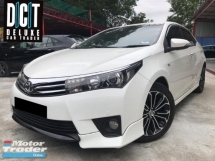 2017 TOYOTA COROLLA ALTIS 2.0 V PREMIUM HIGH SPEC ONE OWNER LOW MILEAGE TIPTOP CONDITION LIKE NEW CAR