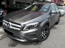 2015 MERCEDES-BENZ GLA 200 CBU TRUE YEAR MADE 2015 Reg in 2016 Mileage 62k km Full Service Warranty to April 2020