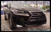 2014 LEXUS NX 200T 4WD 2.0 TURBO (UNREG) INT GRAY n CHEAPEST IN TOWN