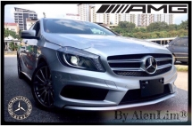 2014 MERCEDES-BENZ A-CLASS A180 AMG 1.6 (UNREG) LIMITED UNIT CHEAPEST IN TOWN