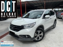 2016 HONDA CR-V 2.4 4WD PREMIUM KEYLESS LEATHER SEAT 1 OWNER LOW MILEAGE