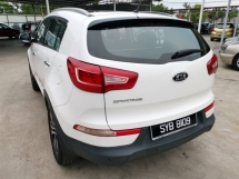 2011 KIA SPORTAGE 2.0 (A) - One Careful Owner