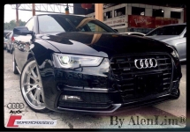 2015 AUDI A5 S LINE QUATTRO 2.0 TURBO (UNREG) LIMITED UNIT CHEAPEST IN TOWN