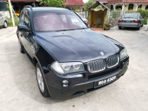2007 BMW X3 2.5 Si (CBU) (A) - Low Mileage