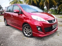 2014 PERODUA ALZA ADVANCE FACELIFT 1.5 (A) ORIGINAL ADVANCE LEATHER SEAT / GPS / TOUCH SCREEN / REVERSE CAMERA