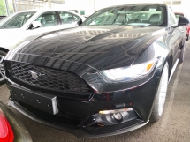 2015 FORD MUSTANG 2.3 ECOBOOST UNREG